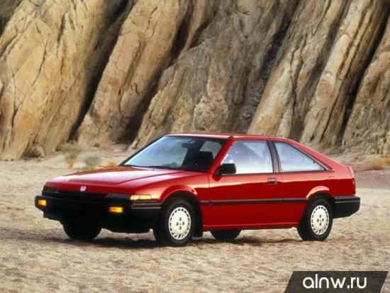 Honda Accord III Хэтчбек 3 дв.