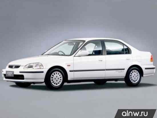 Honda Civic Ferio II Седан