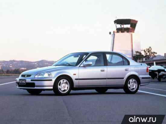 Инструкция по эксплуатации Honda Civic Ferio II Седан