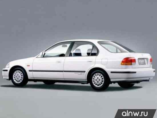 Каталог запасных частей Honda Civic Ferio II Седан