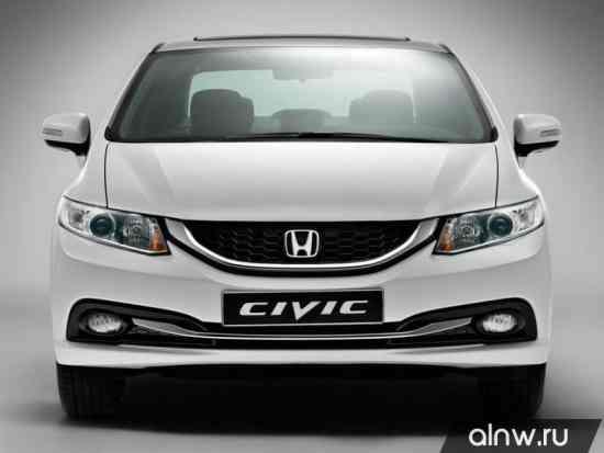 Инструкция по эксплуатации Honda Civic IX Рестайлинг Седан