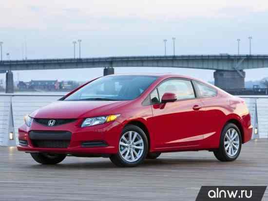 Honda Civic IX Купе