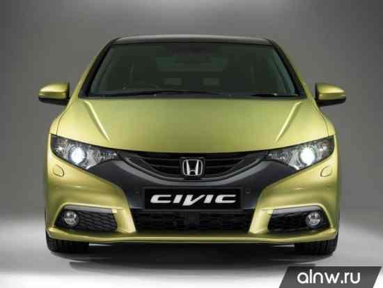 Каталог запасных частей Honda Civic IX Хэтчбек 5 дв.