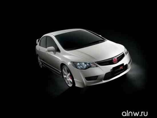 Программа диагностики Honda Civic VIII Седан