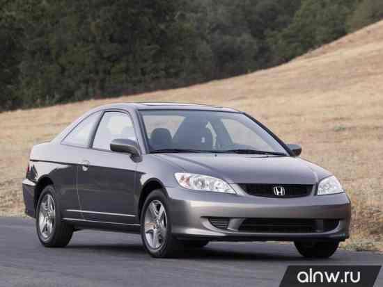 Honda Civic VII Купе