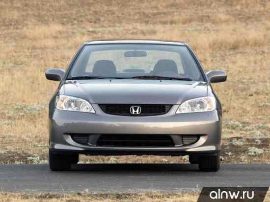 Инструкция по эксплуатации Honda Civic VII Купе