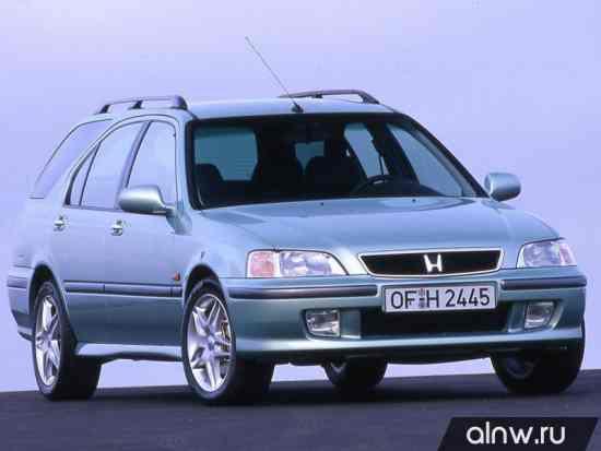 Honda Civic VI Универсал 5 дв.