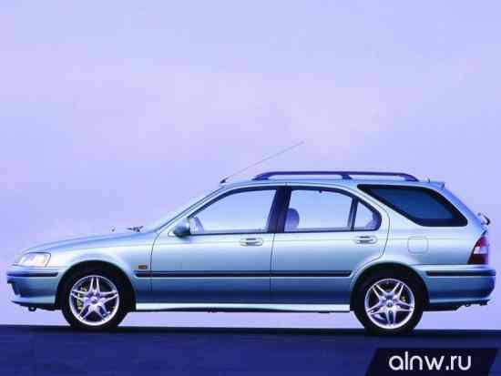 Инструкция по эксплуатации Honda Civic VI Универсал 5 дв.