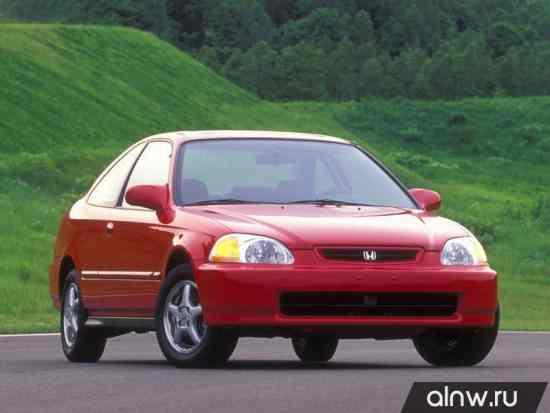 Руководство По Ремонту И Обслуживанию Honda Civic 1996
