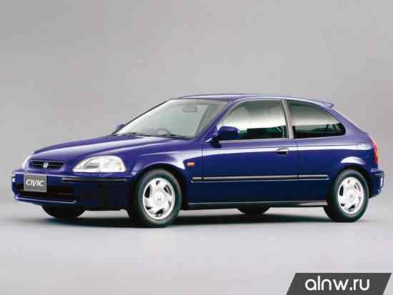 Honda Civic VI Хэтчбек 3 дв.