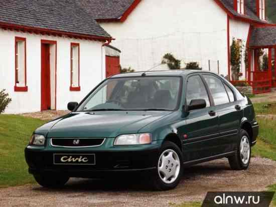Honda Civic V Хэтчбек 5 дв.