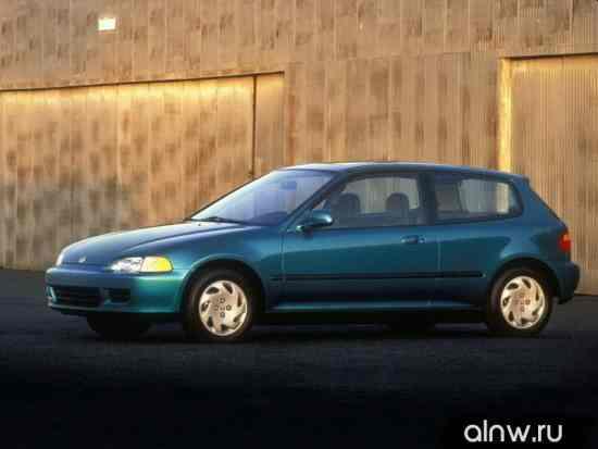 Honda Civic V Хэтчбек 3 дв.