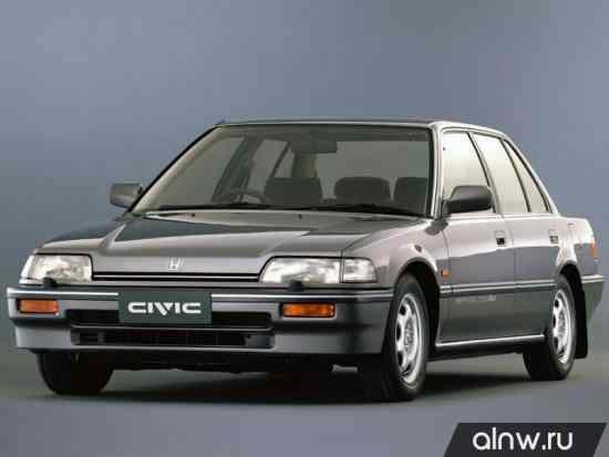 Honda Civic IV Седан
