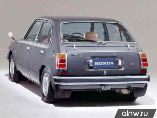 Каталог запасных частей Honda Civic I Хэтчбек 5 дв.
