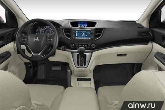 Программа диагностики Honda CR-V IV Внедорожник 5 дв.