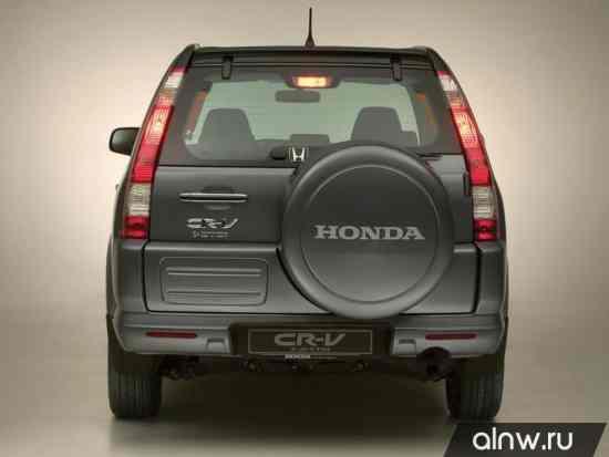 Каталог запасных частей Honda CR-V II Внедорожник 5 дв.