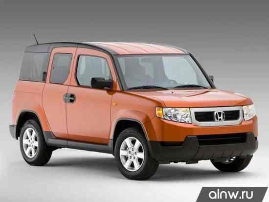 Honda Element I Рестайлинг Внедорожник 5 дв.