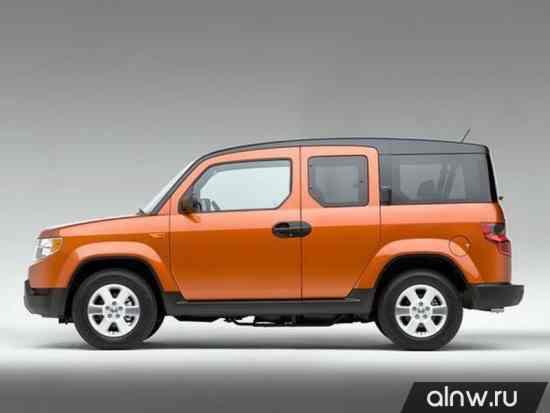 Каталог запасных частей Honda Element I Рестайлинг Внедорожник 5 дв.