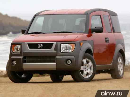Honda Element I Внедорожник 5 дв.