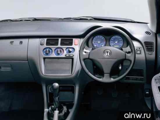 Каталог запасных частей Honda HR-V  Внедорожник 5 дв.