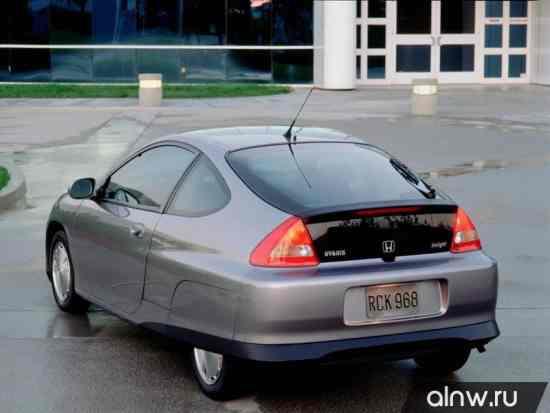 Каталог запасных частей Honda Insight I Купе