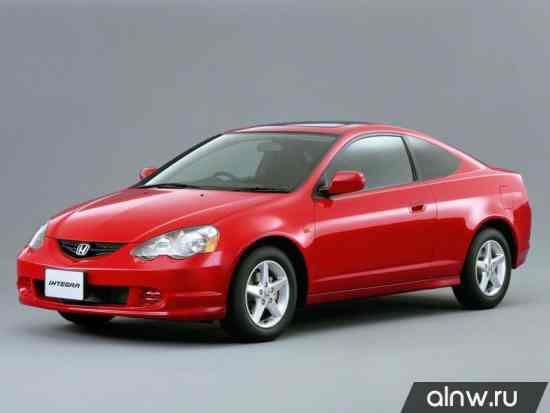 Honda Integra IV Купе