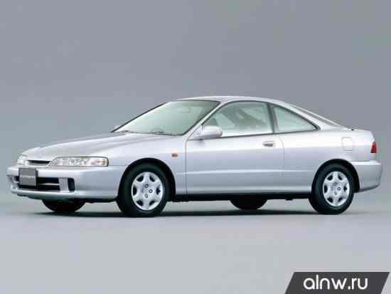 Руководство по ремонту Honda Integra III Купе