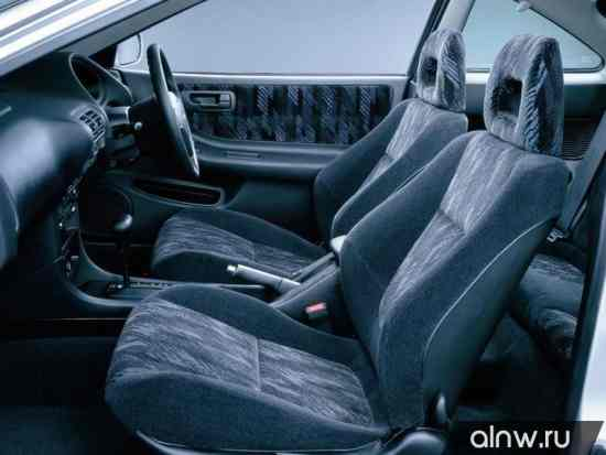 Каталог запасных частей Honda Integra III Купе