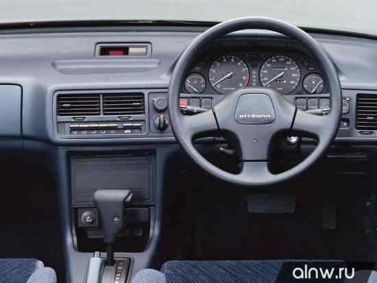 Каталог запасных частей Honda Integra II Седан
