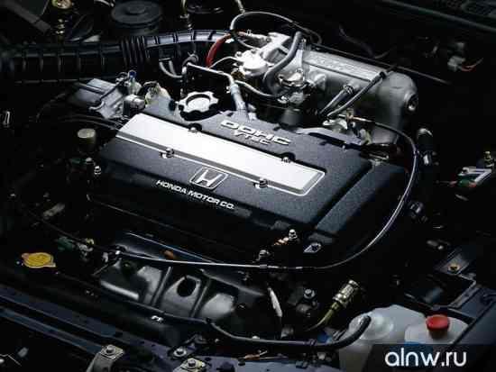 Программа диагностики Honda Integra II Седан