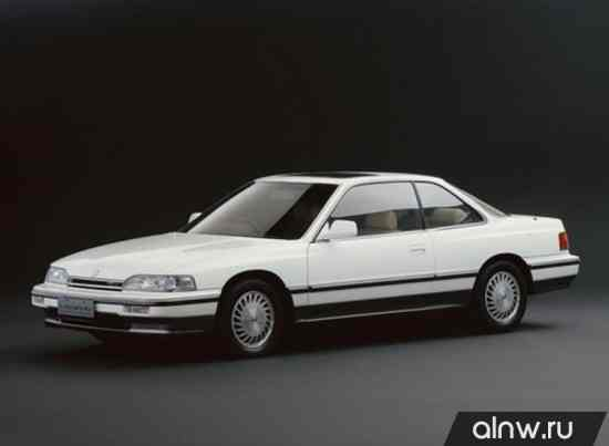 Honda Legend I Купе