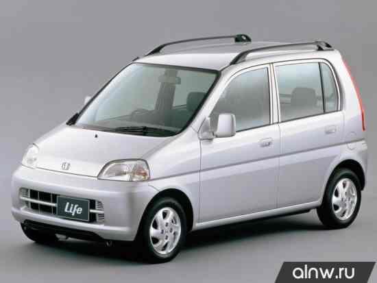 Honda Life III Хэтчбек 5 дв.
