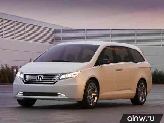 Honda Odyssey (North America) IV Минивэн