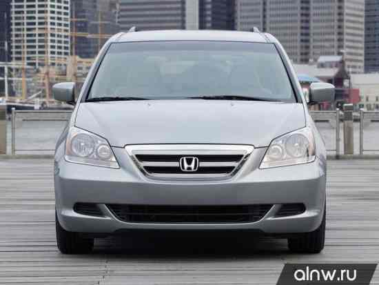 Инструкция по эксплуатации Honda Odyssey (North America) III Минивэн