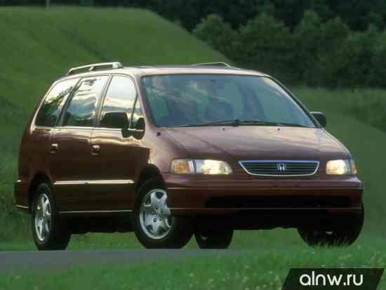 Honda Odyssey (North America) I Минивэн