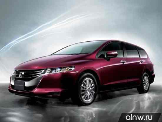 Honda Odyssey IV Компактвэн