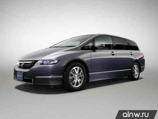 Honda Odyssey III Компактвэн