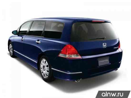 Каталог запасных частей Honda Odyssey III Компактвэн