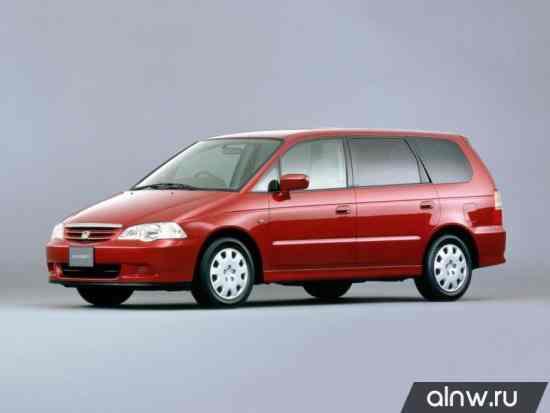 Honda Odyssey II Компактвэн