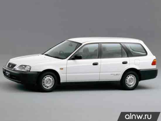 Honda Partner I Универсал 5 дв.