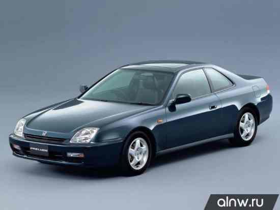 Honda Prelude V Купе