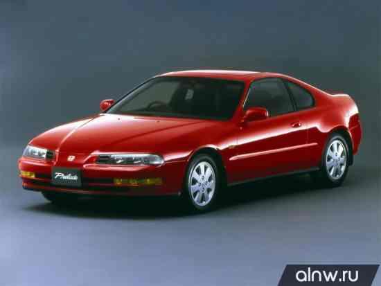 Honda Prelude IV Купе