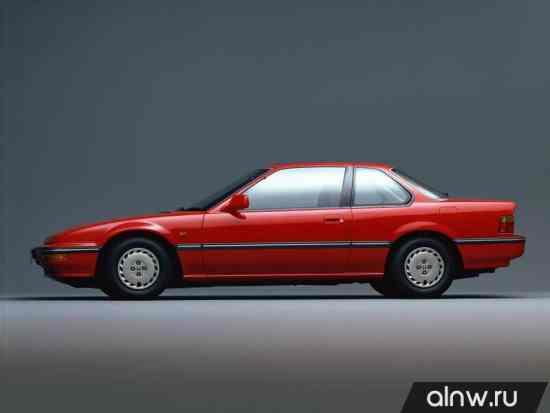 Инструкция по эксплуатации Honda Prelude III Купе
