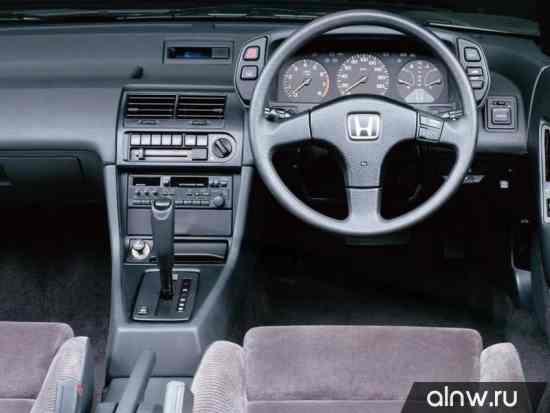 Программа диагностики Honda Prelude III Купе
