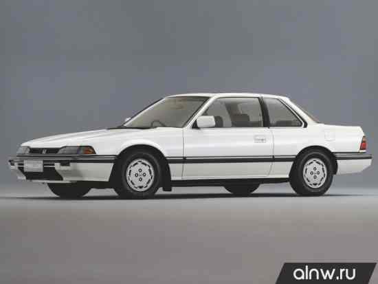 Honda Prelude II Купе