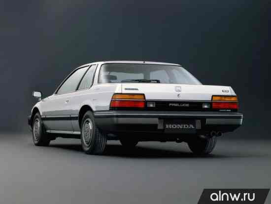 Каталог запасных частей Honda Prelude II Купе