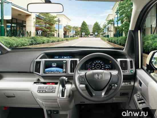 Программа диагностики Honda Stepwgn IV Компактвэн