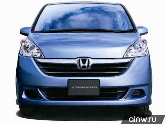 Инструкция по эксплуатации Honda Stepwgn III Компактвэн