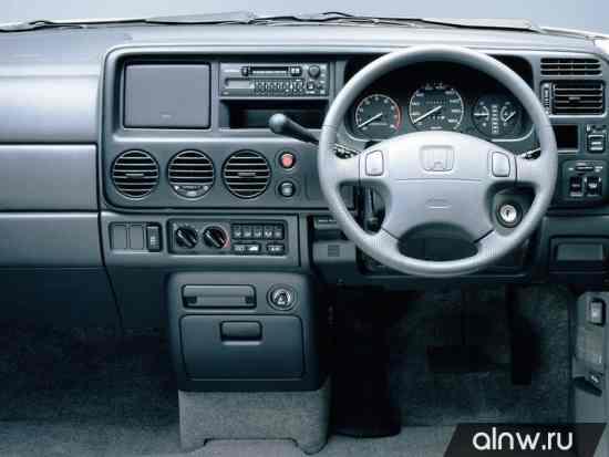 Каталог запасных частей Honda Stepwgn II Компактвэн