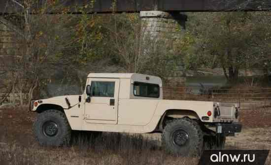 Каталог запасных частей Hummer H1  Пикап Одинарная кабина
